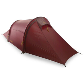 Nordisk Halland 2 Light Weight SI - Tente - rouge